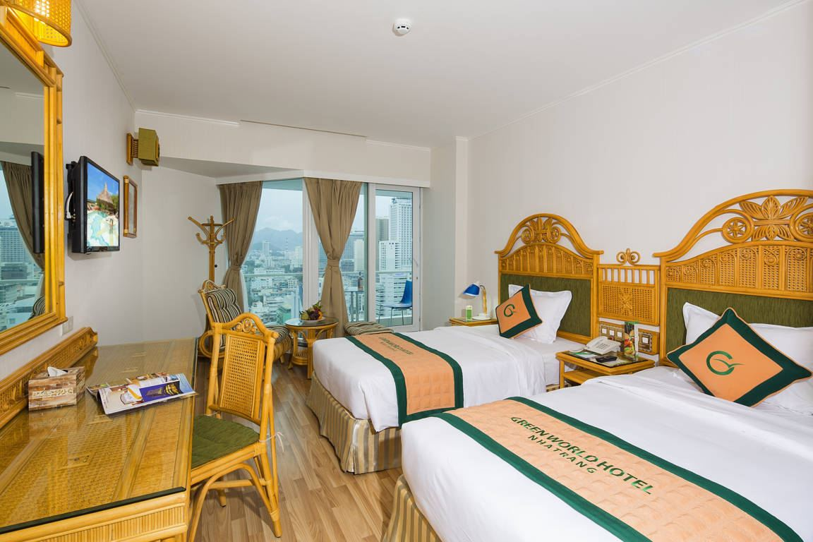 Green World Hotel Nha Trang Incredible Asia Journeys